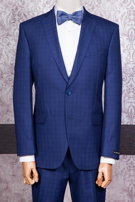 Классический костюм Алессио RF синего цвета