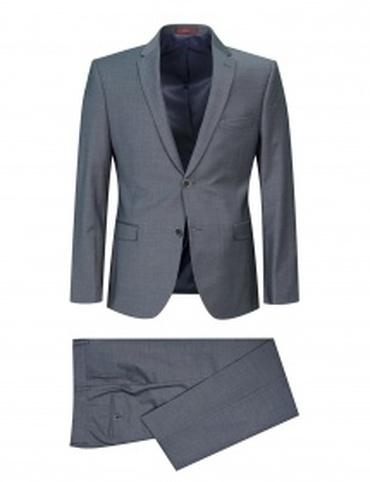 Классический приталенный костюм ЭГБЕРТ