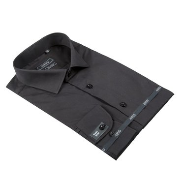 Мужская сорочка Conti Uomo Slim Fit DF2-06 Slim Fit