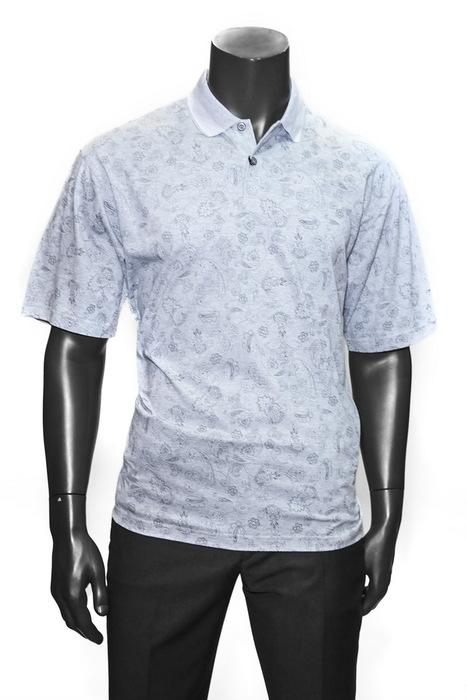 Мужская футболка-поло S-T-W-B15