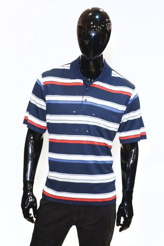 Мужская футболка-поло WOOLEN WORLD