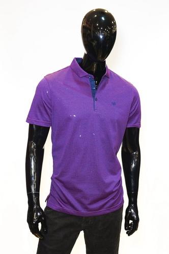 Мужская футболка-поло VIK-9087-5