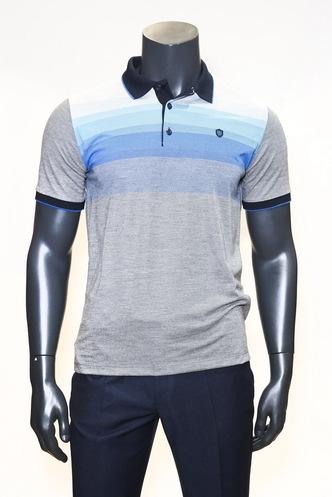 Мужская футболка-поло K-JL-36