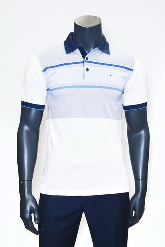 Мужская футболка-поло W-JL-39
