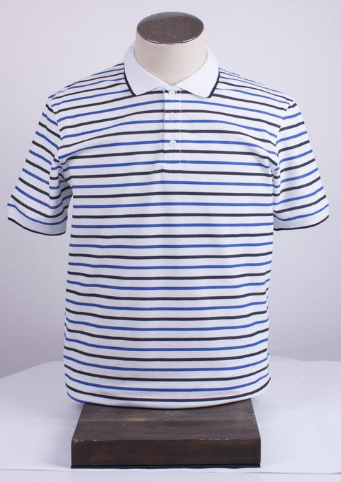 Мужская футболка-поло АРТ. 2-181-20-2113