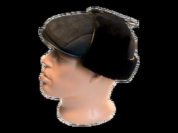 Кепка-ушанка модель 9