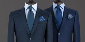 Праздничная мужская одежда: выбираем костюмы для торжественных мероприятий